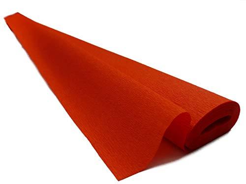 Premium italiano Crepe rollo de papel Peso 60g