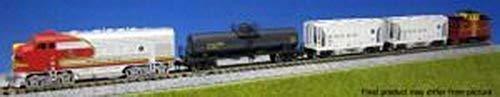 N F7 Freight Train Set at&SF 5-Unit Set
