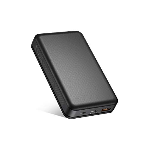 IEsafy Powerbank 26800mAh 18W PD&QC 3.0 Caricabatterie Portatile Compatto a Ricarica Rapida USB C con 2 Ingressi e 2 Uscite, Adatto per IPhone, IPad, Samsung, Huawei, Xiaomi, Ecc