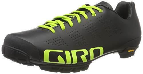 Giro Herren Empire VR90 HV+ MTB Trail|Cyclocross Schuhe, Black Lime 18, 46.5