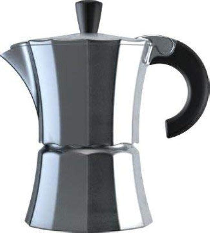 Gnali Zani V210M 3 Morosina Express Stovetop Espresso Maker44 Aluminum Cup Of 3