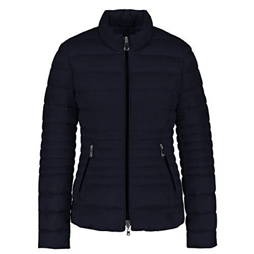 GERRY WEBER Edition Womens Outdoorjacke Nicht Wolle Jacket, Dark Navy, 46