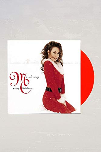 Mariah Carey Merry Christmas Limited Edition Red Vinyl