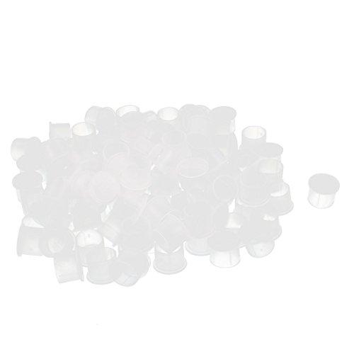 Aexit 100 Stücke 16mm Innendurchmesser PVC Isolierte Endkappe Draht Kabel Schutzhülle (dae21074f95c192d1a71b4e460224171)
