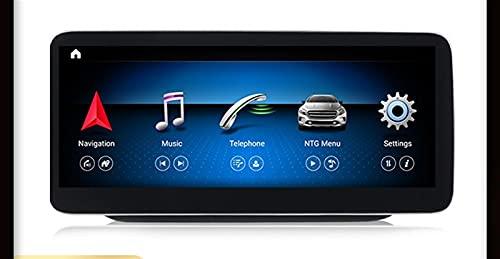 ZBHWYD Reemplazo para Android 10.0 Octa-Core 10.25 para Mercedes-Benz B-Class W245 W246 B200 B180 Coche GPS Navegación, Radio Estéreo de Coche GPS (Color : NTG4.5, Size : N600PLUS)