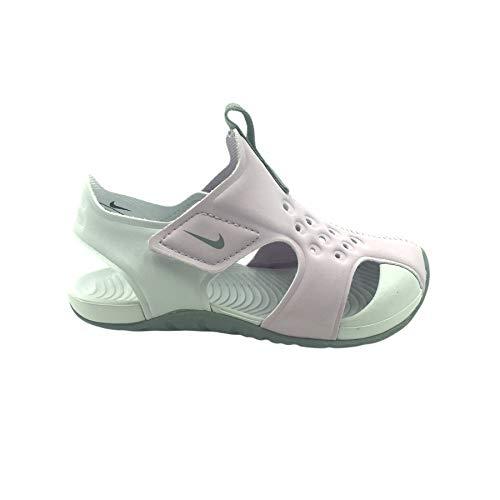 Nike Sunray Protect 2, Zapatillas Bebé-Niños, Rosa, 21 EU