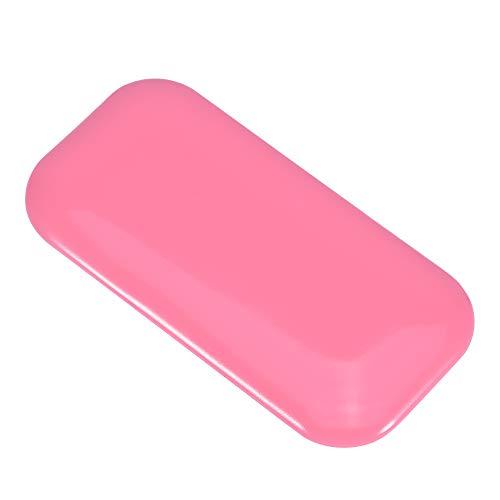 Extension de cils, 2 couleurs épaississent le maquillage Outil d'extension de cils en silicone souple Tampon de colle de faux cils(1#)