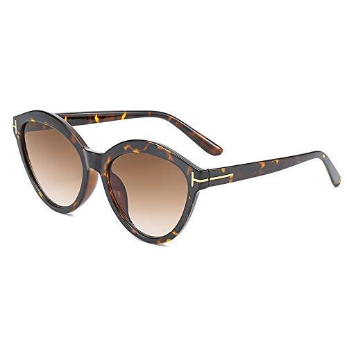 KOOBK De Sol para Mujer,Gafas De Sol De Ojo De Gato Vintage para Mujer, Gradiente, Gafas De Sol para Mujer, Moda Uv400