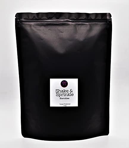 Eternities Aroma Shake & Sprinkle. Ambientador de alfombra fuerte, 500 g basado en perfume de mujer