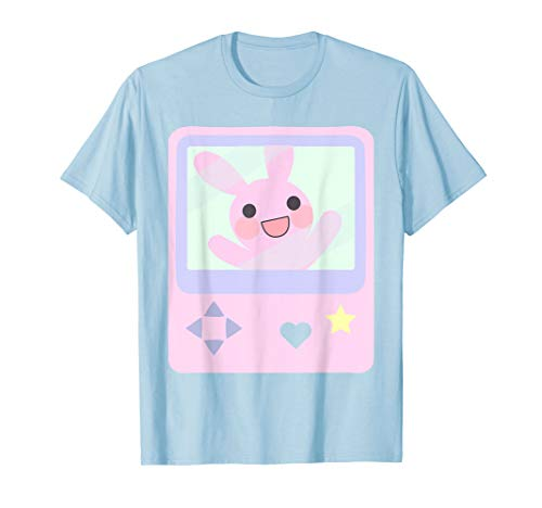 Kawaii Gamer Pastel Cute Anime Girl Manga T-Shirt Geschenk
