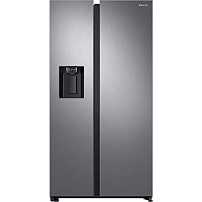 Samsung RS68N8230S9 617L Silver Fridge Freezer, With Spacemax Technology