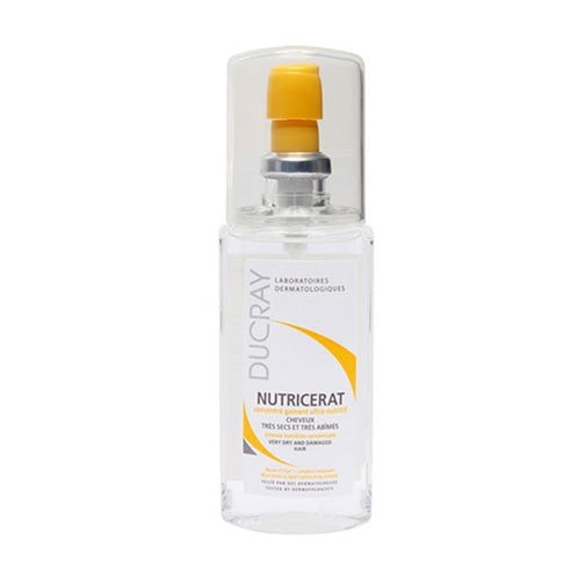 慢性的妥協少数Ducray Nutricerat Nutrition Concentrate 75ml [並行輸入品]