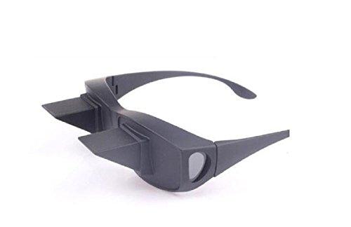TaoNaisi Lazy Spectacles Horizontale Brille, Prism Eye Glasses, Universal, Miop ¨ ªa ACU ¨ ¦ verwendbar Stese zum Lesen/TV ¨ ® n