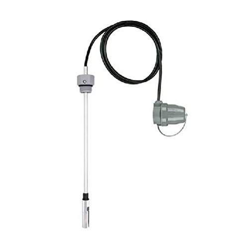Afriso Grenzwertgeber GWG 12 K/1 für Behäter in Innenräumen (graue Armatur, Sonde 360mm, Kabel 1,5m)