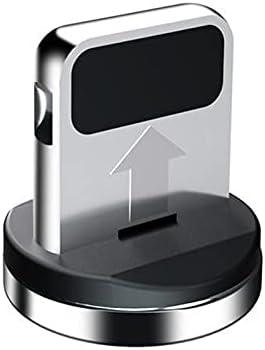 Magnetische kabel Type C Micro USBkabel voor telefoon Android USB C Snelle lading Universele magneetkabel opladen voor snelle draad ColorFor IOS Plug No Wire Length2m