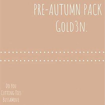 Pre-Autumn Pack