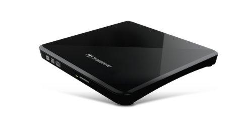 Transcend TS8XDVDS-K superschlanker externer CD/DVD-Brenner