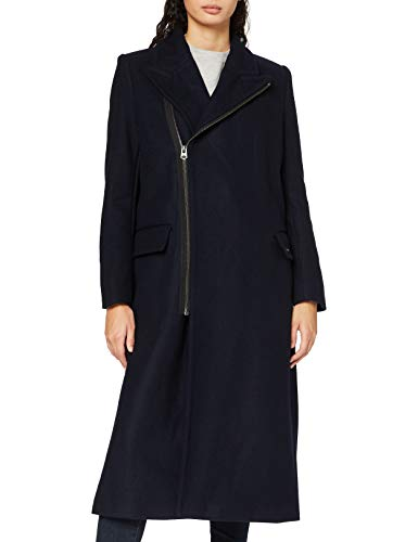 G-STAR RAW Womens Captain Down Coat, Mazarine Blue B965-4213, M
