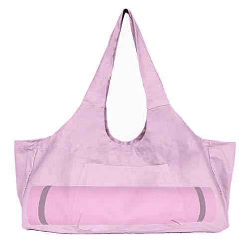 DC CLOUD Bolsa Yoga Esterilla Funda Esterilla Yoga Bolsa de Yoga para Estera de Yoga Bolsas y portabebés para Yoga Bolsa de Cubierta de Estera de Yoga Pink,-