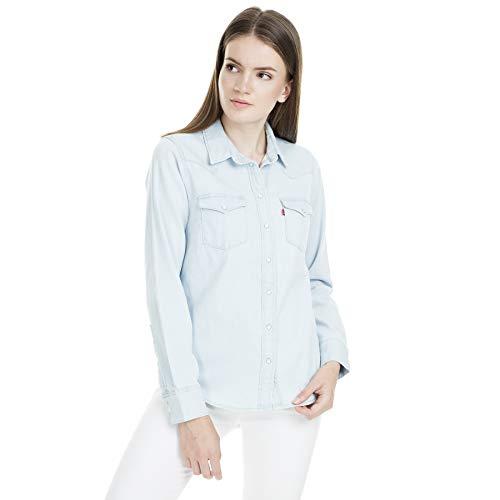 Levi's Damen Ultimate Western Hemd, Radio Starr (1), S