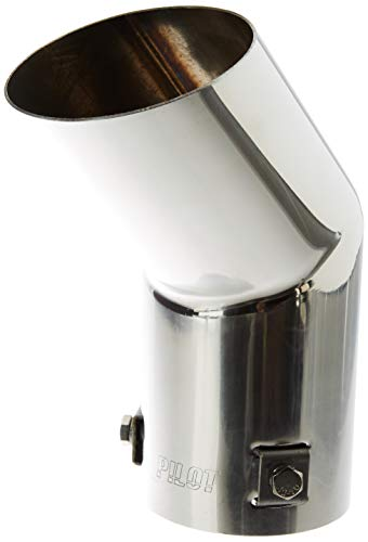 ER60013 - Acero inoxidable de tubo de escape del tubo de esc