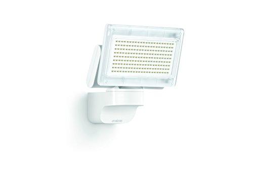 Steinel LED-Strahler XLED Home 1 Slave weiß, ohne Bewegungsmelder, 12 W, 920 lm, schwenkbares LED Flutlicht, vernetzbar