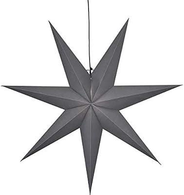Star Ozen Papier étoile Gris