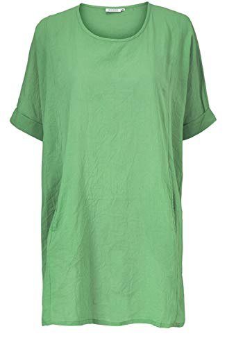 Masai Clothing Galene Stone Green Tunika Gr. L, Sge