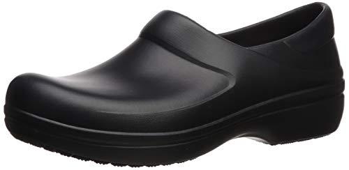 Crocs Women's Felicity Clog, Black, 9 M US