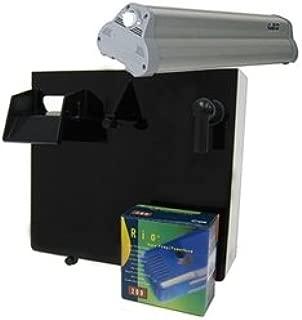 CPR Aquatic AquaFuge 2 Small Hang-on Back Refugium w/ Pump, Light & Stand (New Outlet Design)