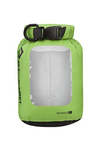 Sea to Summit View 70D Dry Sack - 8 litros Schlafsack, Bergsteigen und Trekking, Unisex, Erwachsene, Grün (Green), Einheitsgröße