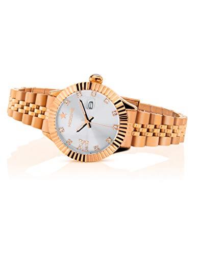 Orologio Hoops New Luxury Diamonds Gold 2619LD-RG0, UNI