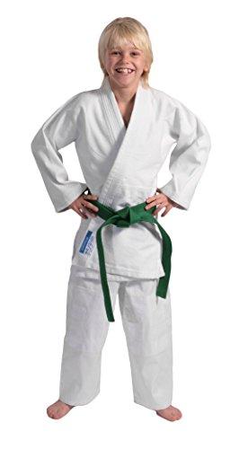 DEPICE Anzug Judoanzug Japan, Weiß, 140 cm