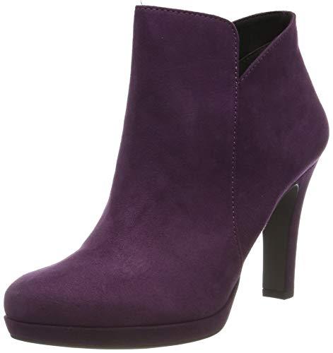 Tamaris Damen 1-1-25316-23 557 Stiefeletten, Violett (Purple 557), 39 EU