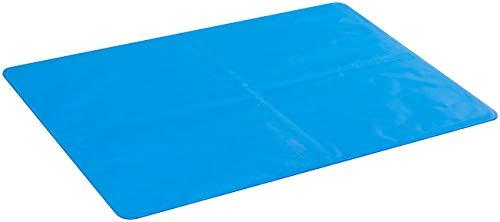 Sweetypet Kühldecke: Selbstkühlende XL-Kühlmatte für Hunde & Katzen, Gel-Füllung, 120x75 cm (Kühldecke Hund)