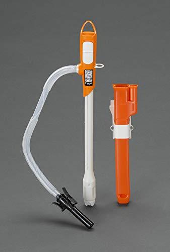エスコ 18・20L缶用/単3x2本灯油ポンプ(電池式) EA990K-3C