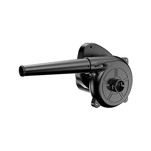 KJRJG Soplador de Hojas/Sweeper/soplador del Polvo del hogar Mini soplador de Aire, sin Ayuda de, Peso Ligero, Control de Velocidad Variable, se Puede Utilizar una aspiradora Tal como se