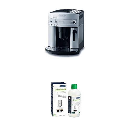 De'Longhi Magnifica ESAM 3200 S Kaffeevollautomat + De'Longhi EcoDecalk SER3018 Entkalker