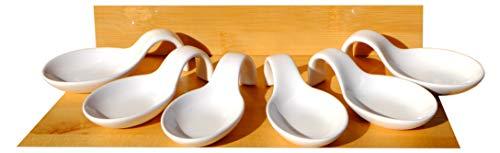 Eier- und Geschmacksrichtungen, Weiß, 6 Stück
