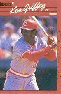 1990 Donruss Baseball Card #469 Ken Griffey Sr. Mint