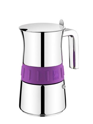Pinti Bra – Espressokocher Elegance, Lila 10
