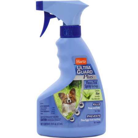 Hartz Flea & Tick Shampoos and Sprays