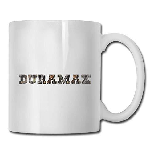 Taza Duramax Word, taza de café para bebidas calientes, taza de gres, taza de café de cerámica, taza de té de 11 oz, divertida taza de regalo para té y café