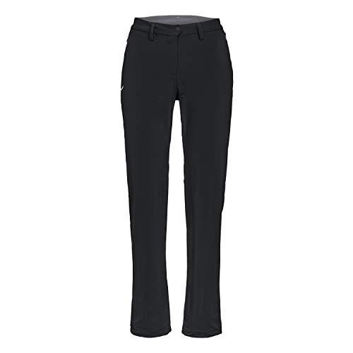 Salewa PUEZ 2 DST W Pantalon Femme Black Out FR : XS (Taille Fabricant : 40/34)