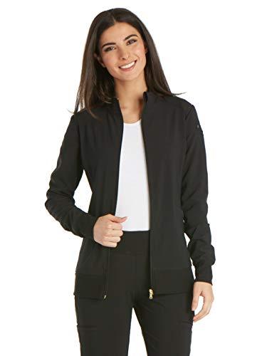 Women's Zip Scrub Jacket