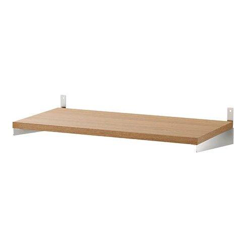 IKEA KUNGSFORS Boden aus Esche; Küchenablage; (60cm)