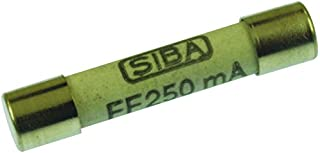 AMPROBE FP375 Spare Fuse .25A/600V, 4 PER