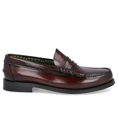 L&R SHOES E472.2 Zapatos Castellanos Hombre - Cuero...
