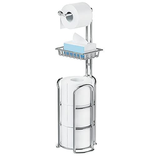 Top 10 best selling list for bathroom toilet paper holder free standing