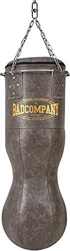 Bad Company Vintage Jab & Hook Boxsack...